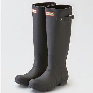 NWT Original Hunter Rain Boots - Size 8